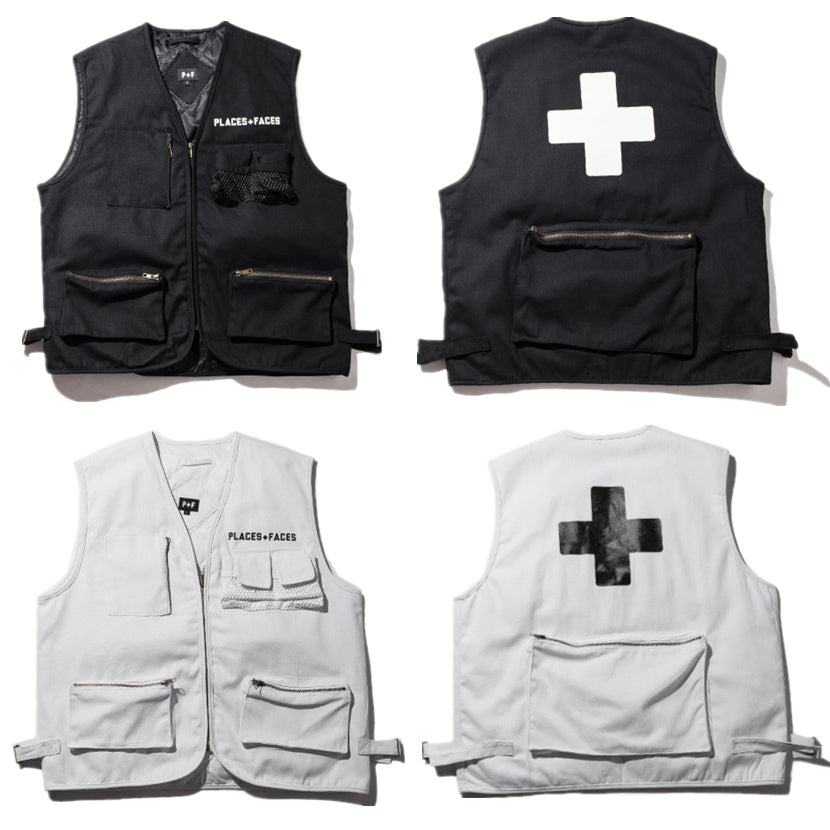 Places + Faces Tec Vest