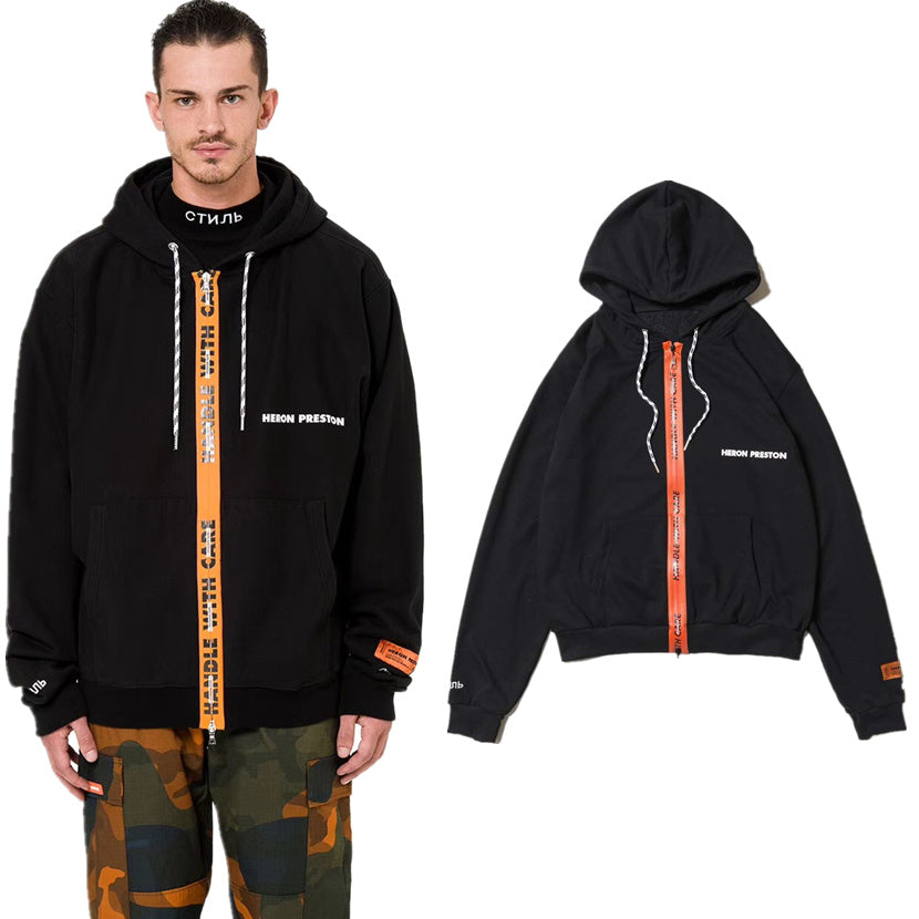Heron Preston Sweater Jacket