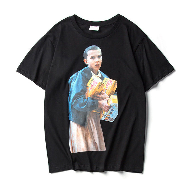 Stranger Things Eleven Tee