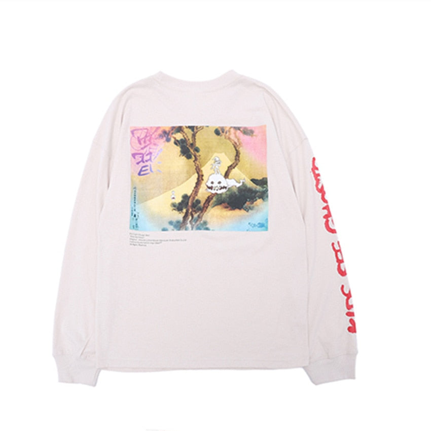 KIDS SEE GHOSTS Sweatshirt
