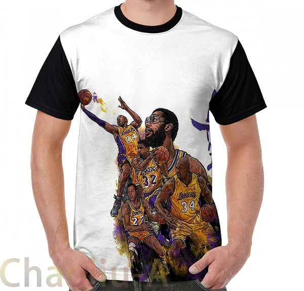 All Time Lakers T-Shirt
