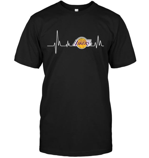 Lakers  Heartbeat T-Shirt