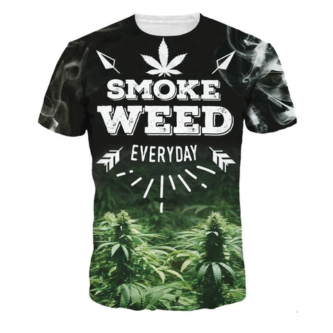 Smoke Weed EVERYDAYYYYY  TShirt