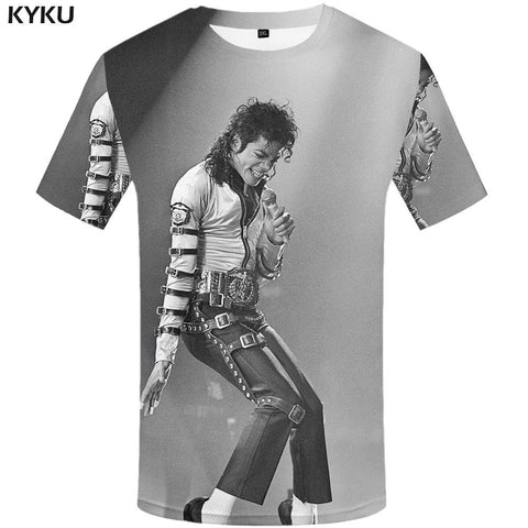 Michael Jackson T-shirt Billy Jean
