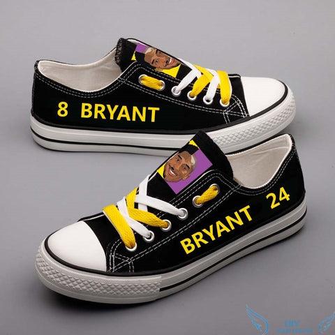kobe bryant Canvas Shoes