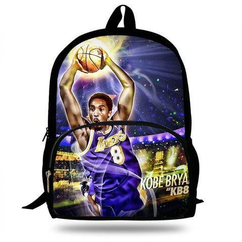 Backpack Kobe Bryant 8&24