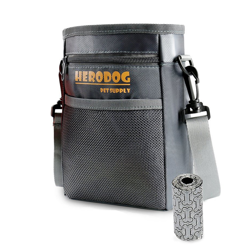 Hero Dog Treat Training Pouch Bag