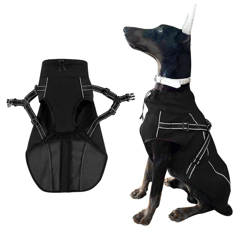 Hero Dog Waterproof Hunting Winter Harness