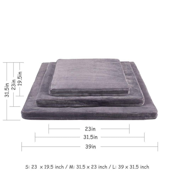 Hero Dog Mattress Dog Crate Pad Liners