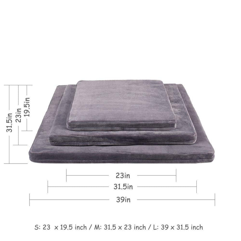 Mattress Dog Crate Pad Liners