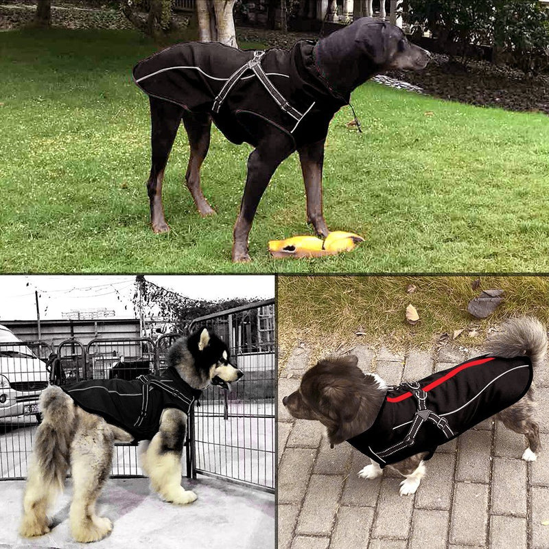 Hero Dog adjustable reflective harness