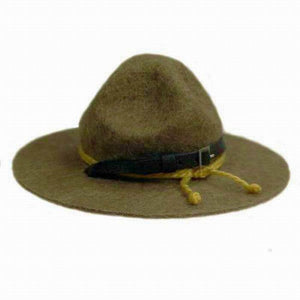 WWI - U.S. Army Campaign Hat (cavalry)