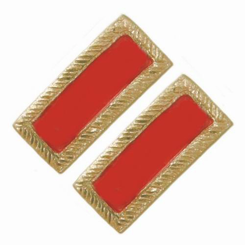 Shoulder Boards - Civil War Officer