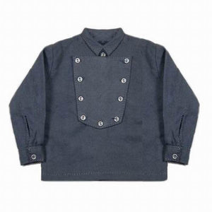Western - 9 Button Bib Front Shirt