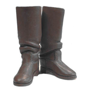 Japanese - Officer's Boots (brown)