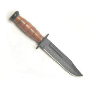 K-Bar - Knife & Sheath