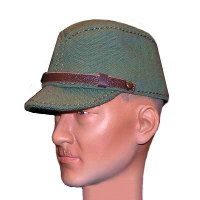 Cap - Army Field (tropical green)