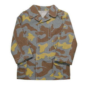 Gebirgsjager Windjacket (Italian camo w/grey base)