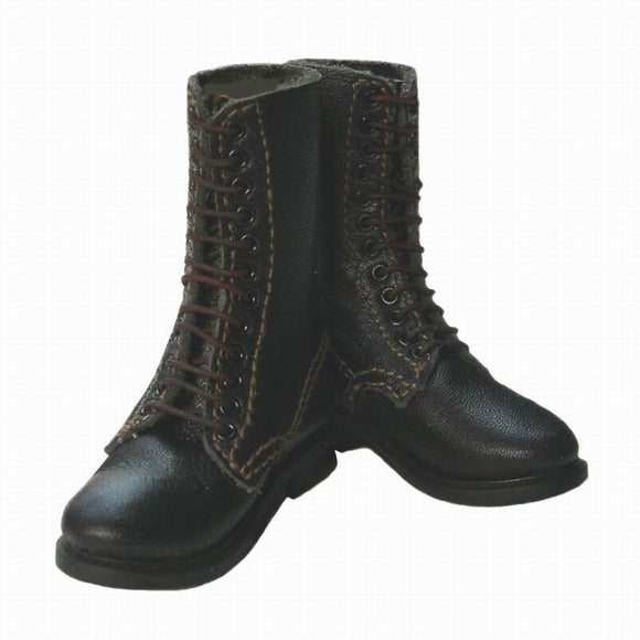 German - Fallschirmjager Boots (black)