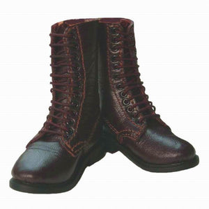 German - Fallschirmjager Boots (brown)