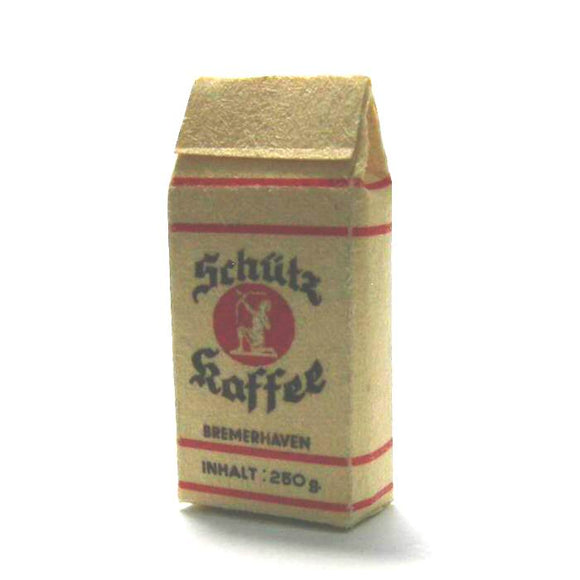Coffee Bag 2 (buff paper)