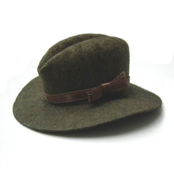 Campaign Hat  (brown)