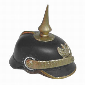 WWI - German Pickelhaube Helmet (3 Officer)