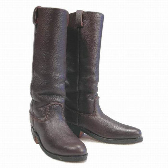 Western - 1880s Boots (brown)