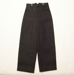 German - M33 Fatigue Trousers HBT