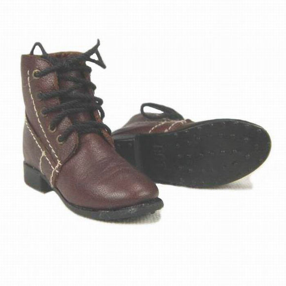 French - Ankle Boots (brown leather)