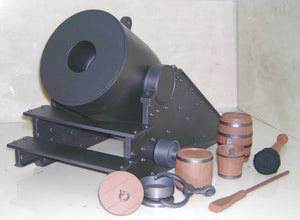 Civil War- Siege Mortar