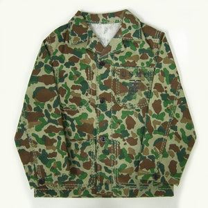 USMC - Blouse (green camo.)