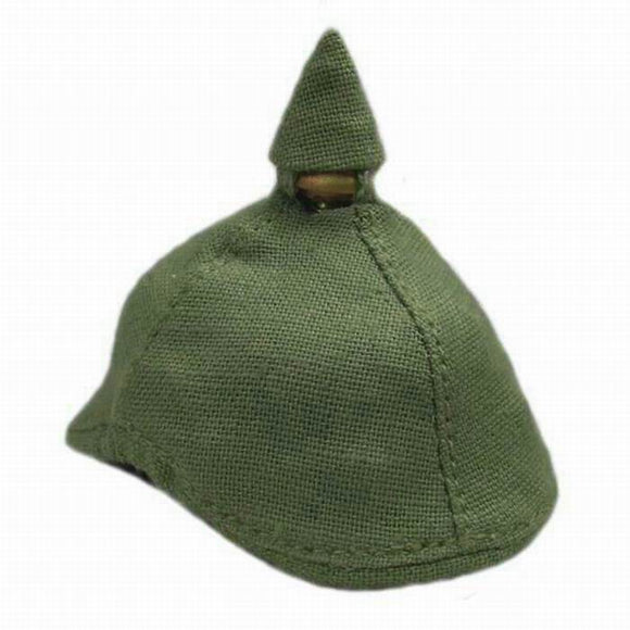 WWI - German Picklhaube Helmet Cover (green)