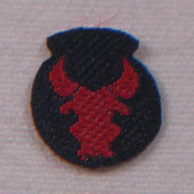 U.S. - Insignia Sleev (34th Div.)