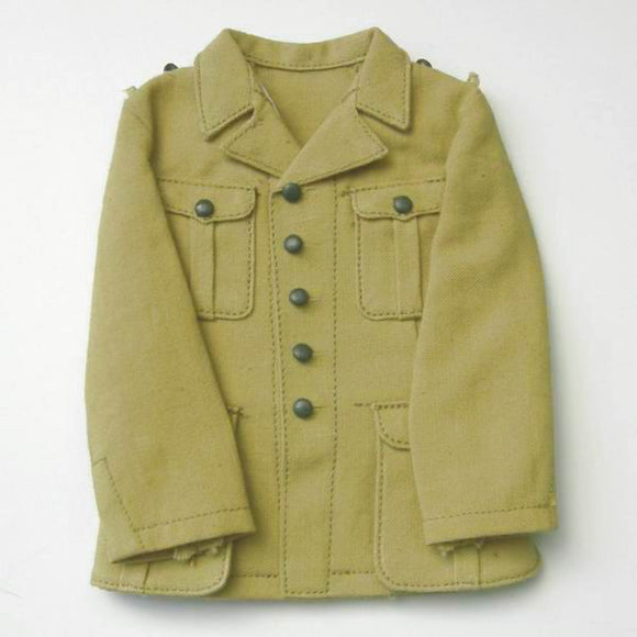 German - DAK Tunic 1st Model (w/ no insignia)