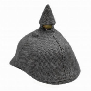 WWI - German Pickelhaube Helmet  (grey)
