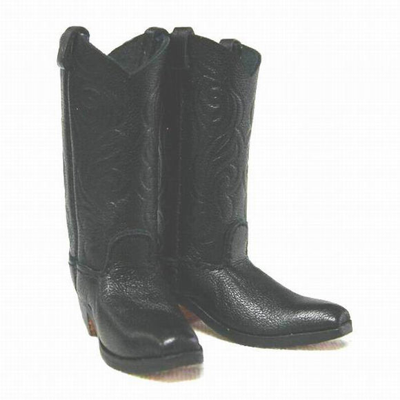 Western - 1920s Boots (black)