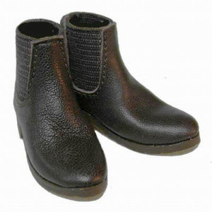 Western - Civilian Ankle Shoes (black)