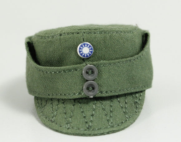 Chinese - Cap  (green)