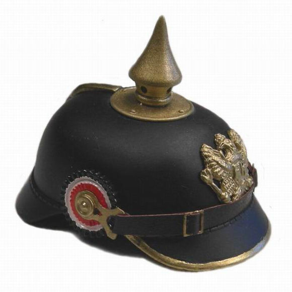 WWI - German Pickelhaube Helmet (2)