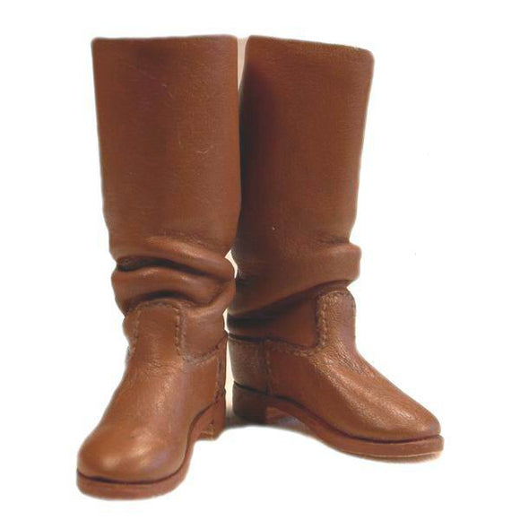Officer's boots (russet)