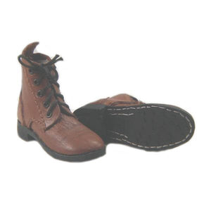 Japanese - Enlisted Ankle Boots (russet)