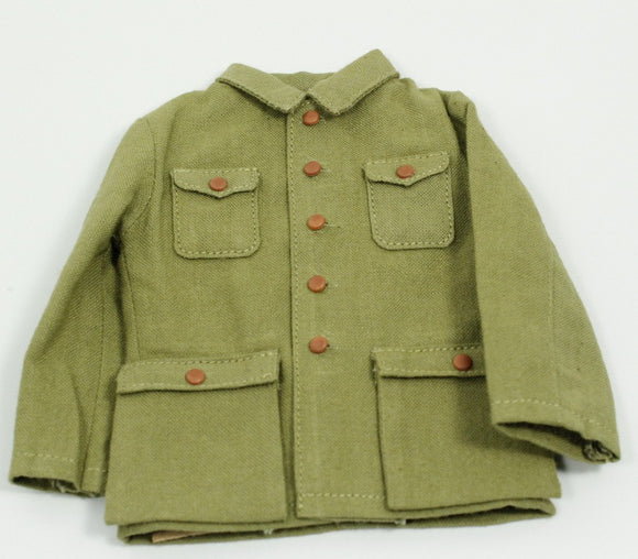 Chinese - Tunic (olive/brown)