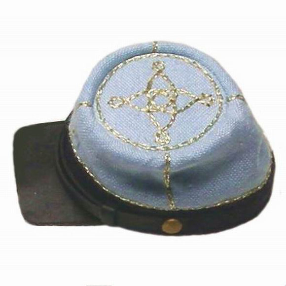 Civil War - CSA Officer's Kepi