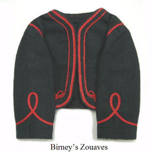 Civil War - Zouave-Shell Jacket 5 Birney's Zouaves