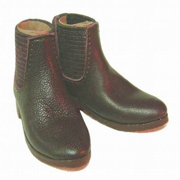 Western - Civilian Ankle Shoes (brown)