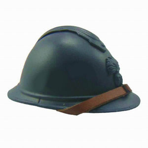 French - WWI Adrian Helmet (blue)