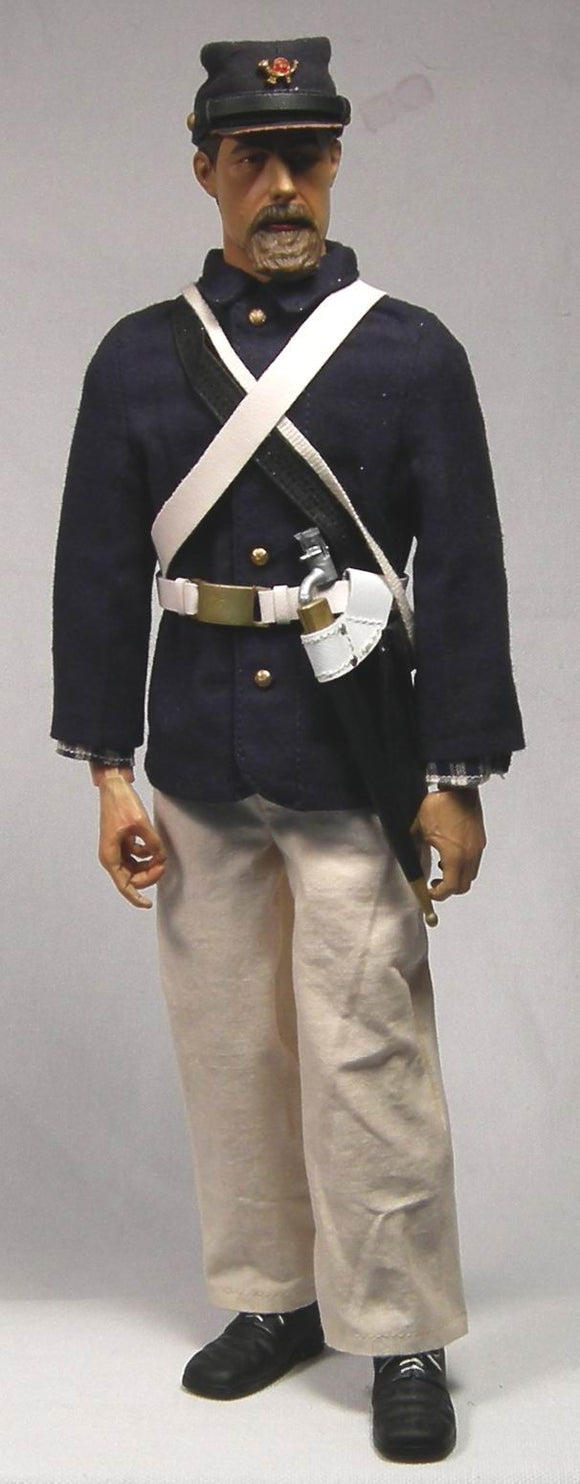 Civil War - Set 5 ( Federal USMC - Fatigue Dress)
