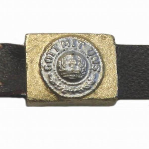 WWI - German Belt (brown leather)