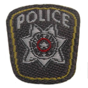 Law Enforcement - Shoulder Insignia 3